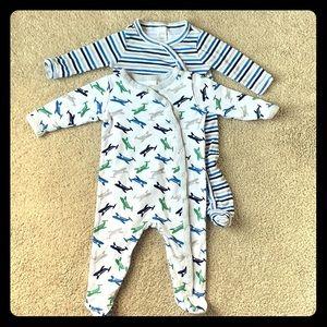 Nordstrom Baby | printed onesies
